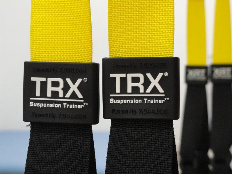 Treinamento Funcional Suspenso (TRX)