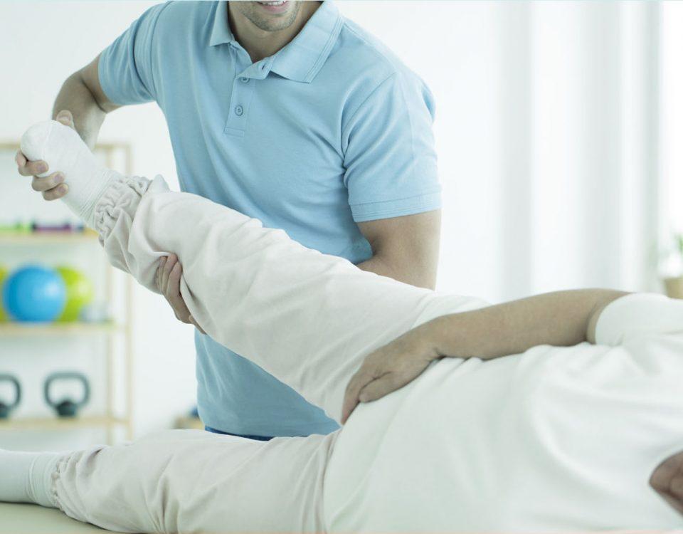 Fisioterapia pós prótese de quadril