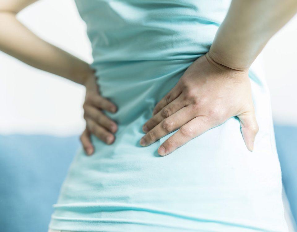 Falhas no tratamento de dores nas costas