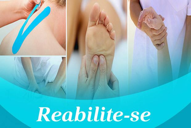Reabilite-se Consultório de Fisioterapia Traumato-Ortopédica